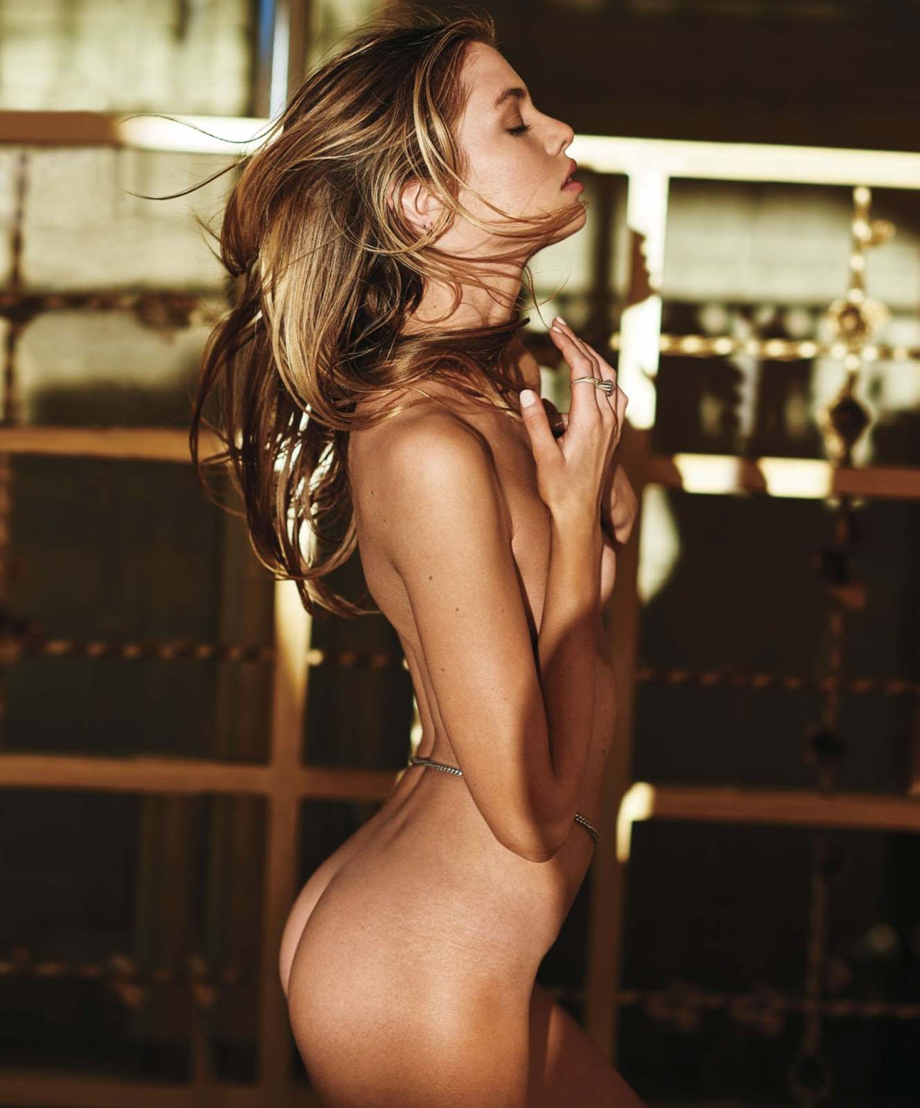 Stella Maxwell Looking Hot for Maxim Magazine