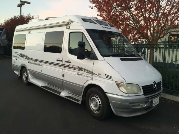 Used Rvs 2007 Roadtrek Rs Adventurous For Sale By Owner