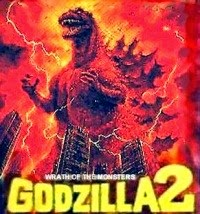 Godzilla 2 Movie