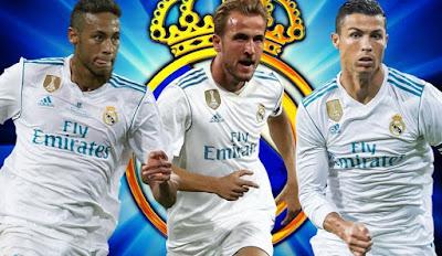 La KNC en el Real Madrid 208 | Kane-Neymar-Cristiano