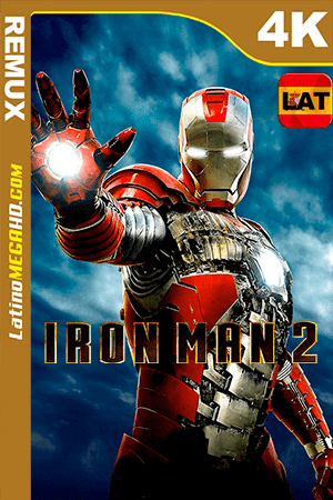 Iron Man 2 (2010) Latino HDR Ultra HD BDRemux 2160P ()