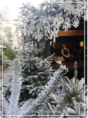 Chalet de Noël de Hugo & Victor au  Marais