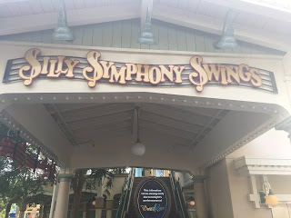 Silly Symphony Swings Disney California Adventure