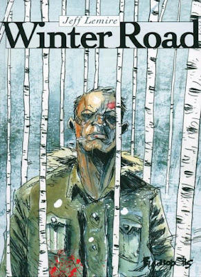 Winter Road - Editions Futuropolis