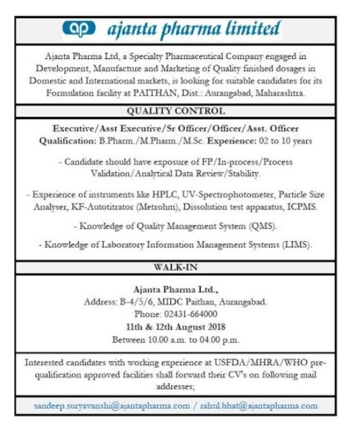 Ajanta-Pharma-Limited