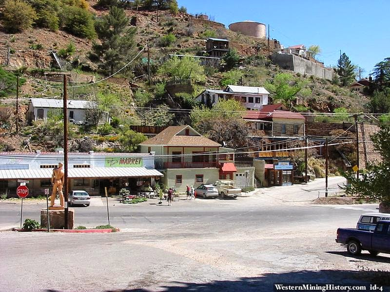 The Road: Bisbee, AZ