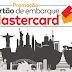 """Promoção: """"Cartão de embarque Mastercad"""""""