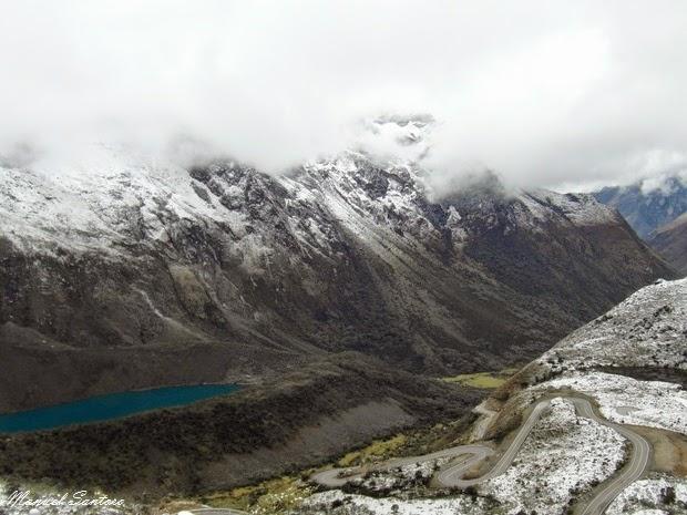 Vista da Punta Olimpica