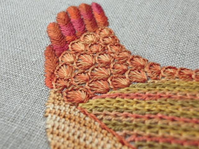 вышивка гладью схемы, вышивка гладью и декоративными швами, вышивка деревенская, рустик