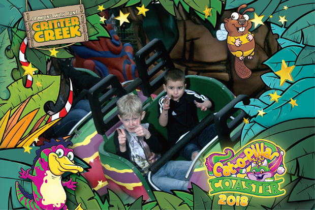 Paultons Park is a great day out for the whole family