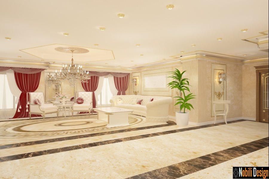 Design interior case clasice - Amenajare interioara casa de lux Bucuresti| Va puteti inspira din proiectele de design interior case clasice realizate de arhitect de interioare in Bucuresti. Idei amenajari interioare case, vile de lux in Bucuresti.