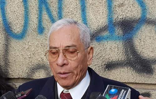 Colegio de Abogados respalda a Eduardo León