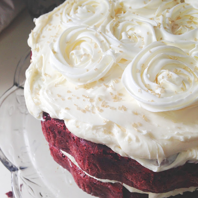 red velvet naked cake, 29 again cake