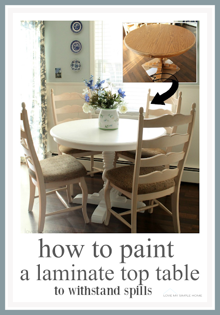 how-to-paint-a-laminate-tabletop-to-withstand-spills-lovemysimplehome.com