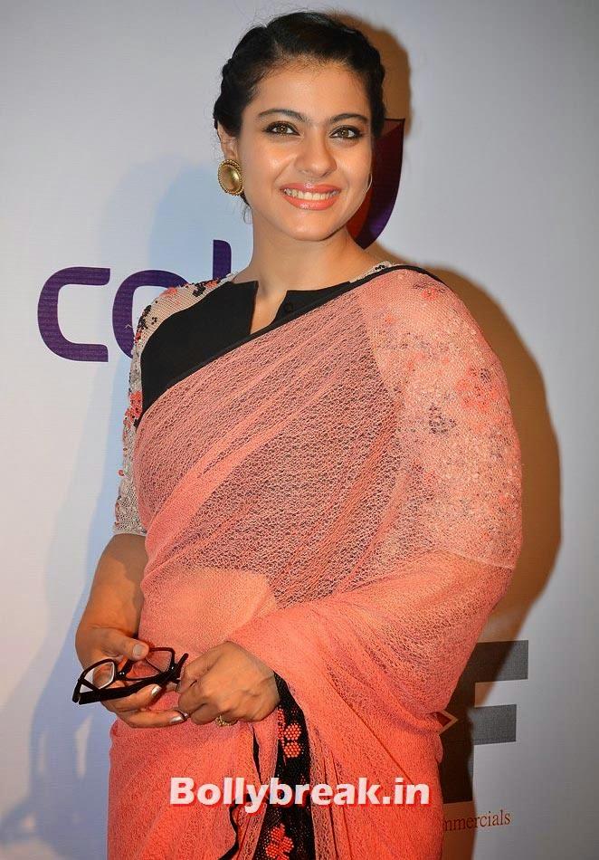 Kajol, Madhuri, Alia, Kajol at Stree Shakti awards