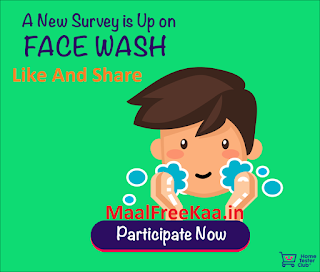 Free Face Wash