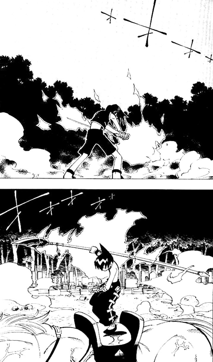 Shaman King [Vua pháp thuật] chap 64 trang 10