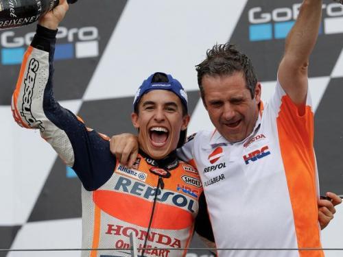 Berita MotoGP: Ramalam Honda Terbukti, Marquez Puncaki Klasemen