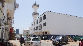 No aircondition in the mosques of djibouti