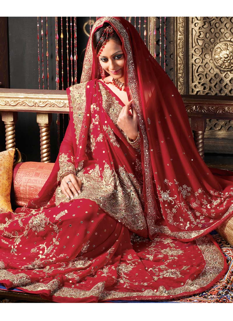 Indian wedding dresses 2014 indian wedding for Indian wedding dresses online india