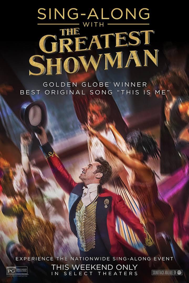 The Greatest Showman 2017 Dual Audio Hindi ORG 350MB BluRay 480p