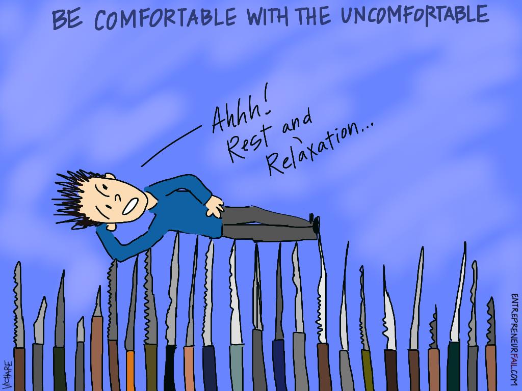 Entrepreneurfail A Comic About The Ironies Of Entrepreneurship