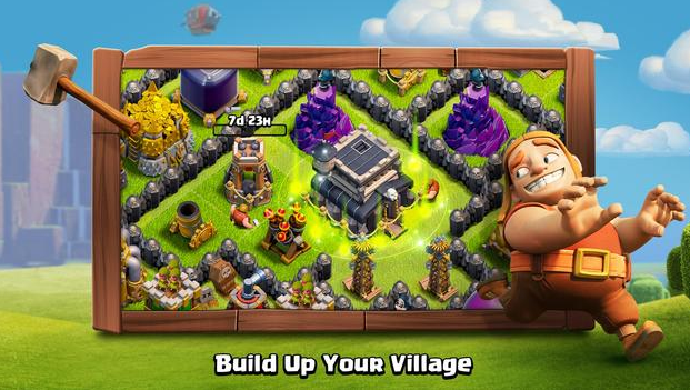 Clash of Clans Apk Pure