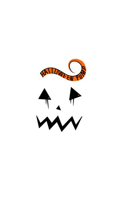 Halloween pump