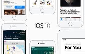 OS IOS 10