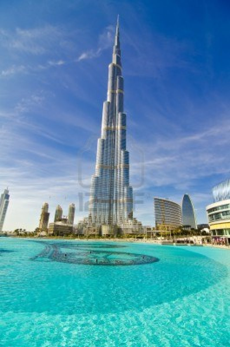 Visitors To World: Dubai Rotating Tower Pics & Video