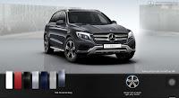 Mercedes GLC 250 4MATIC 2017 màu Xám Tenorite 755