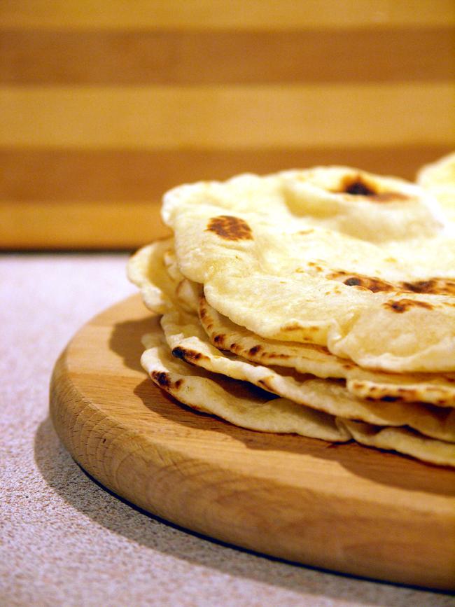 meksykański chleb tortilla pszenna