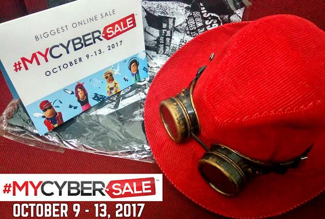 #MYCYBERSALE 2017: Jom Shopping Sampai Pengsan!