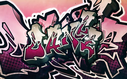 27 Cool Galaxy 3D Graffiti Wallpapers  Graffiti Tutorial