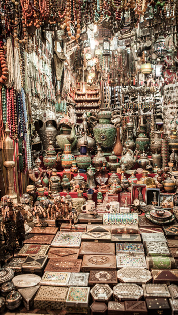 Oman Coast: Muttrah Souk - A few lesser known souvenirs / gifts