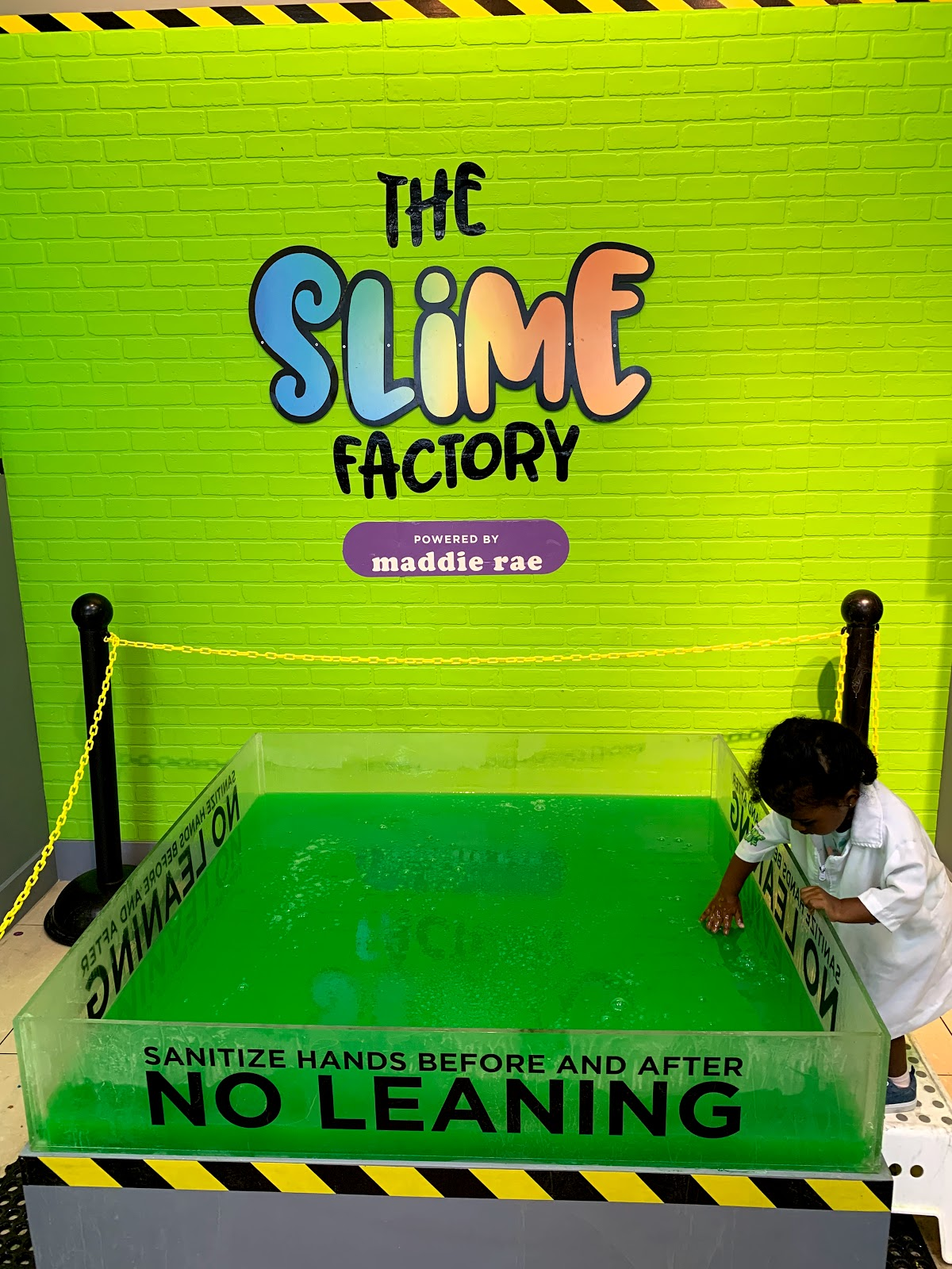things to do with kids in miami, slime factory at the falls miami