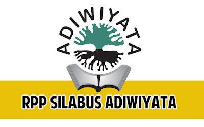 Download RPP Adiwiyata SD, SMP, SMA Revisi 2017 lengkap