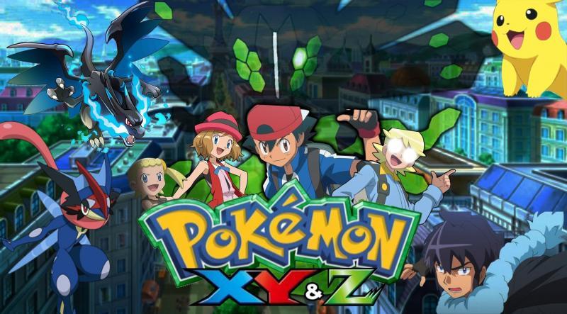 Ver Pokemon XY&Z Online