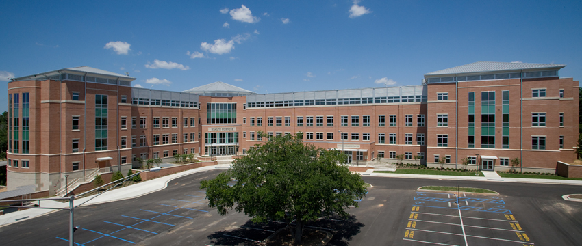 The University of South Alabama, Covey College of Allied Health Professionals