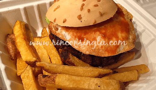 hamburguesa sin gluten anauco