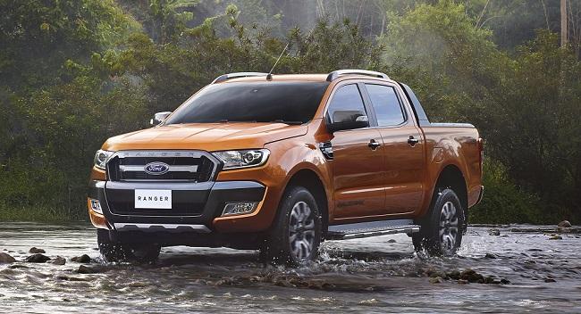 Ranger lên đỉnh, Ford Việt Nam lập kỷ lục doanh số