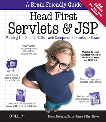 Best Books to Learn Servlet and JSP
