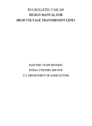 power systems loss design manual for high voltage transmission lines rh powersystemsloss blogspot com Manual Transmission Diagram electrical power transmission line design and construction manual