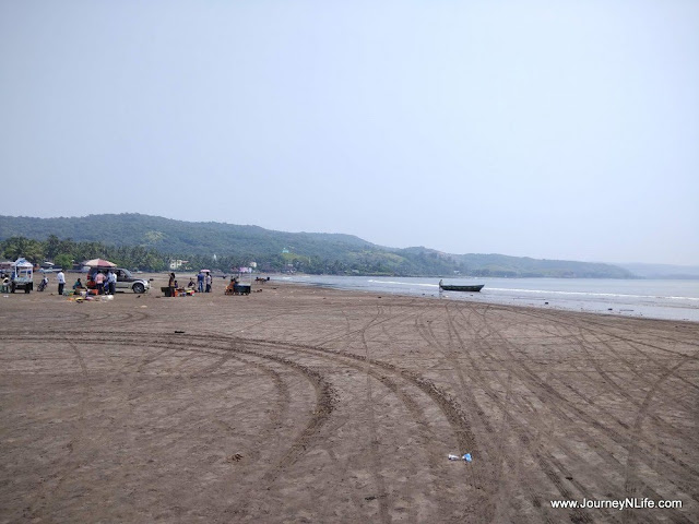 Ladghar Karde Murud and Harnai beach