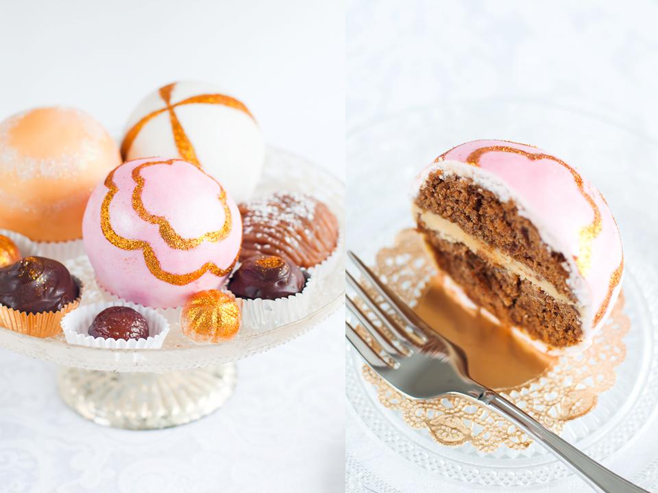 Lulus Gingerbread Cake
