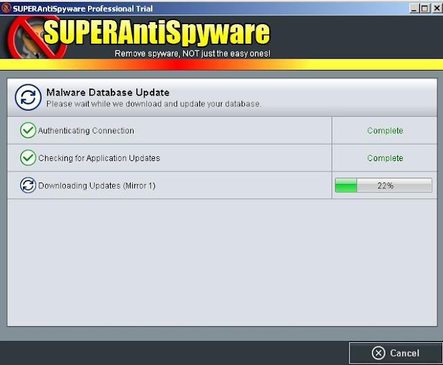 SUPERAntiSpyware - Solo Nuevas