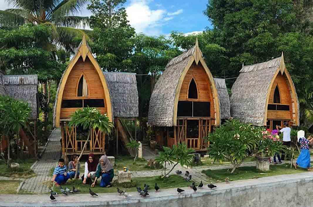 Menikmati Daya Tarik Wisata Religi Bongo di Gorontalo
