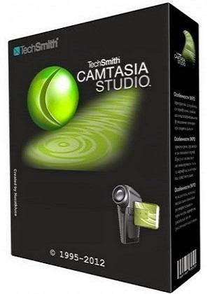 Camtasia Studio 9.0.0 Build 1306 Portable poster box cover