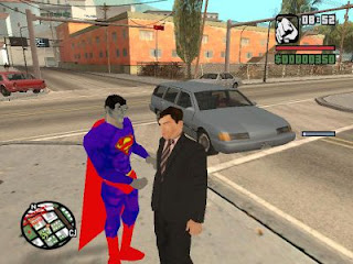 Download Gta Superman Game Highly Compressed