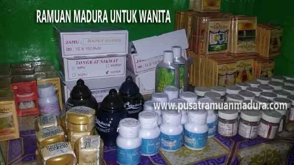 Ramuan Madura untuk wanita